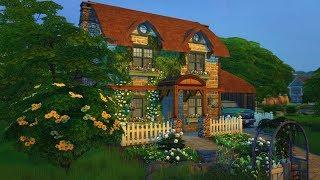 Let's Build Newcrest | Corner Cottage | The Exterior