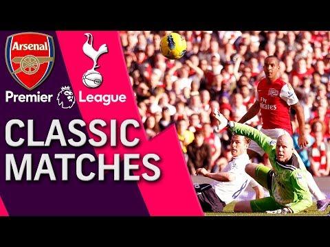 Arsenal V. Tottenham   PREMIER LEAGUE CLASSIC MATCH   2/26/12   NBC Sports