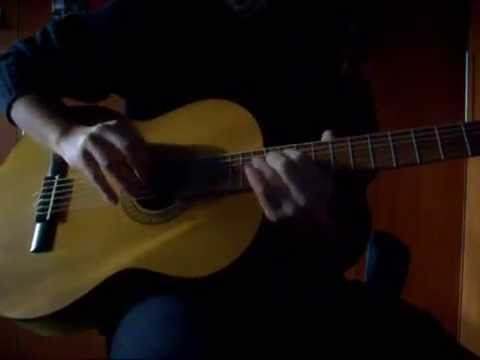 Suffer In Silence - Delete (Classical Guitar Solo)