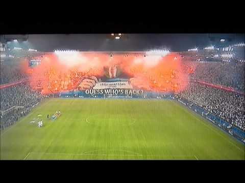 Dortmund Legia Warschau