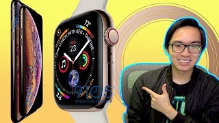 Will the iPhone Xs Be Worth It? - iPhone Xs & Apple Watch Series 4 LEAKED!
