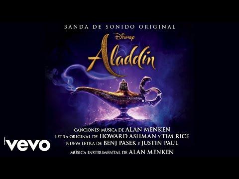 """Jerry Velázquez Annie Rojas - Un Mundo Ideal De """"Aladdin"""" Only"""