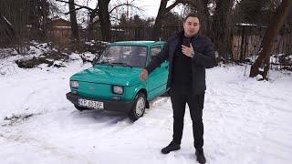 Детальный обзор Fiat 126P