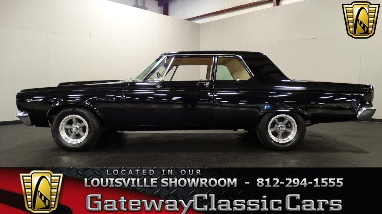 1965 Dodge Coronet - Louisville Showroom - Stock # 1141 - YouTube
