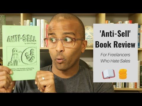 'Anti-Sell' by Steve Morgan - Book Review [CC]