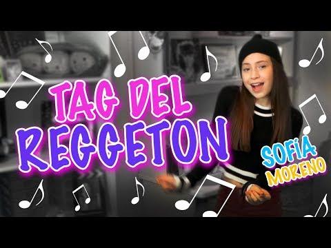 Tag del Reggaeton   Sofía Moreno