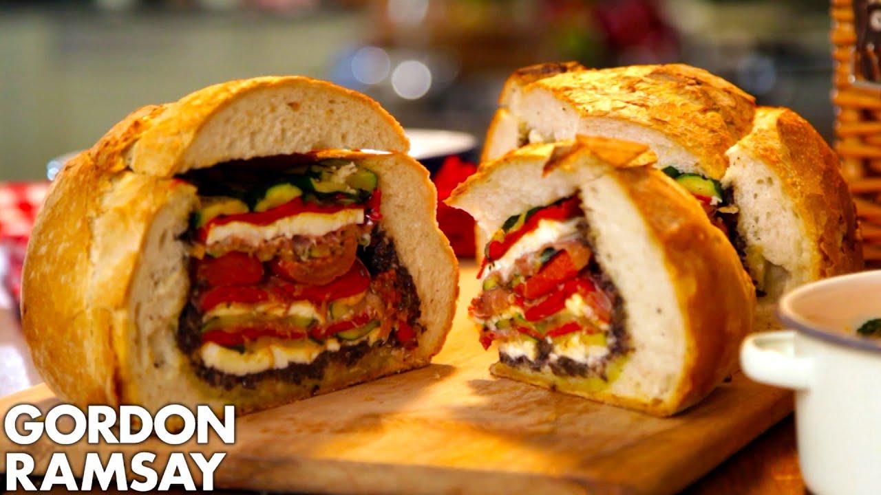 Download Gordon Ramsay's Sandwich Recipes