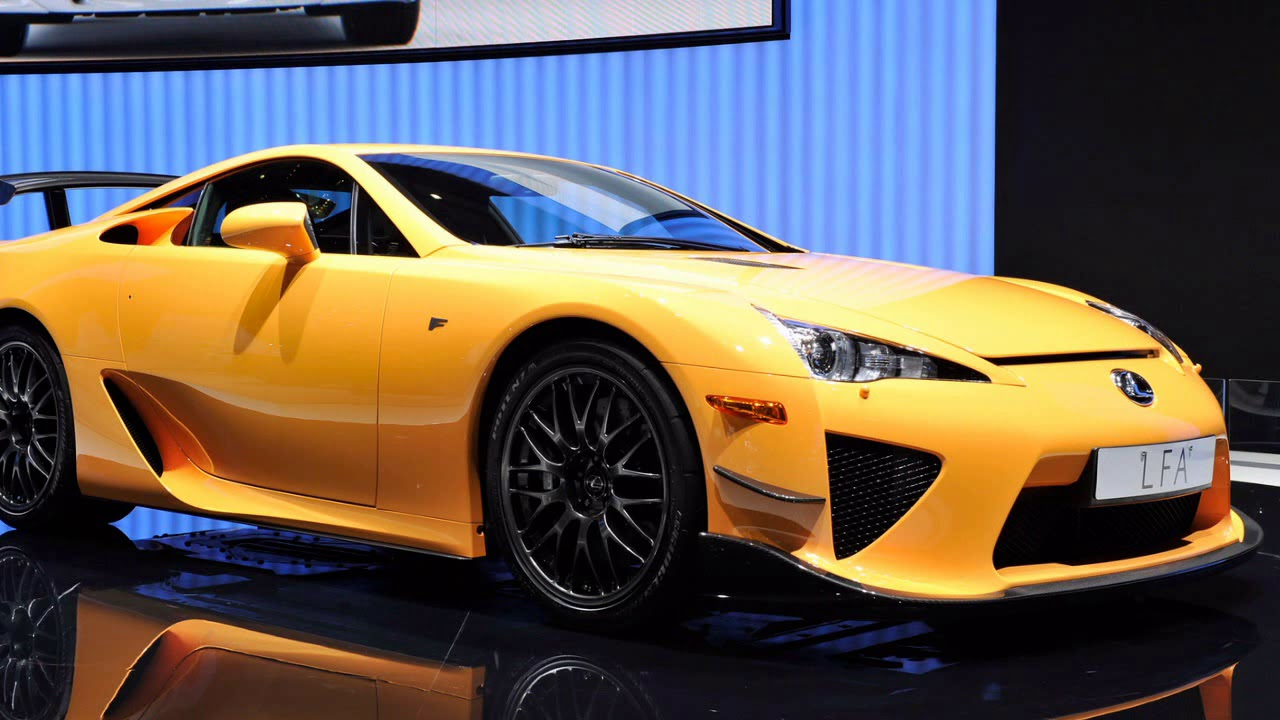 Lexus Lfa Nurburgring The Most Expensive Japanese Car Ever Youtube
