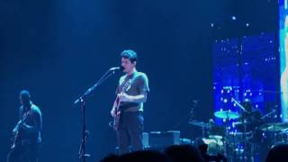 John Mayer Edge Of Desire Opening Night of The Search For Everything Tour