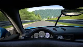 project cars nrburgring ruf rgt 8 gt3 cockpit view