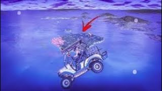 How to Catapult out of the map ! Atk Glitch (Fortnite) 2018
