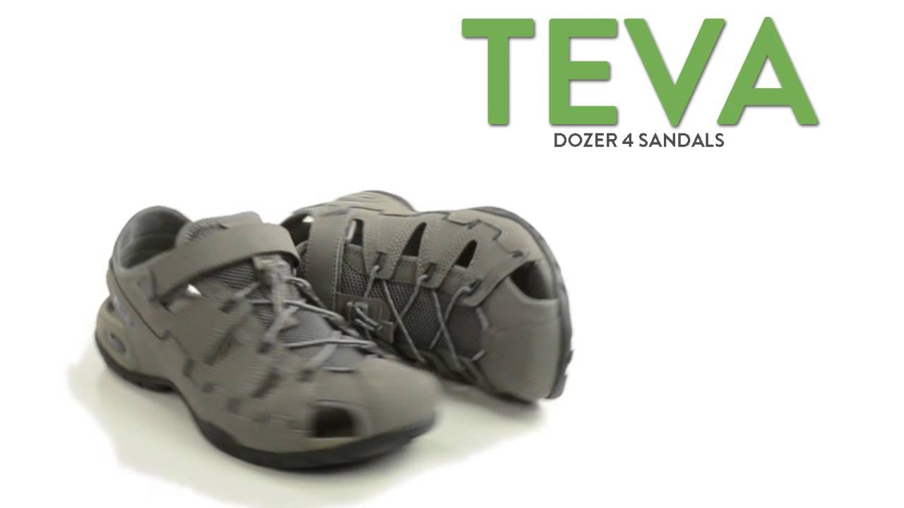 f2ed7c42cfd9 Teva Dozer 4 Sandals (For Men) - YouTube
