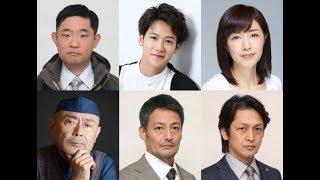 女優の二階堂ふみと俳優の亀梨和也(KAT-TUN)がW主演する11日スタート...