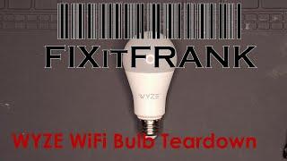 Wyze Bulb Teardown and Review