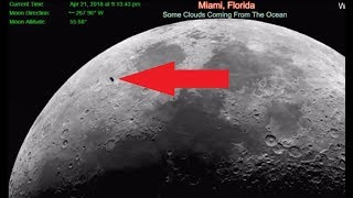 Searching For Moon Anomalies LIVE! 🔭  (10-20-18) 📡 National #ObserveTheMoon Night!