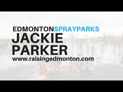 Edmonton Spray Parks: Jackie Parker