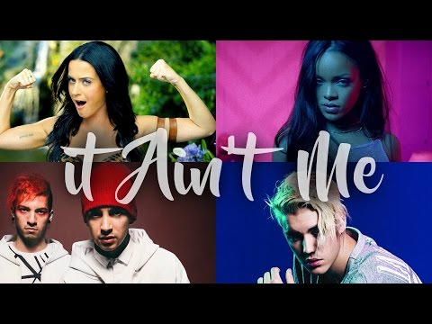 It Ain't Me (The Megamix) - Justin Bieber · 21Pilots · The Chainsmokers (T10MO)