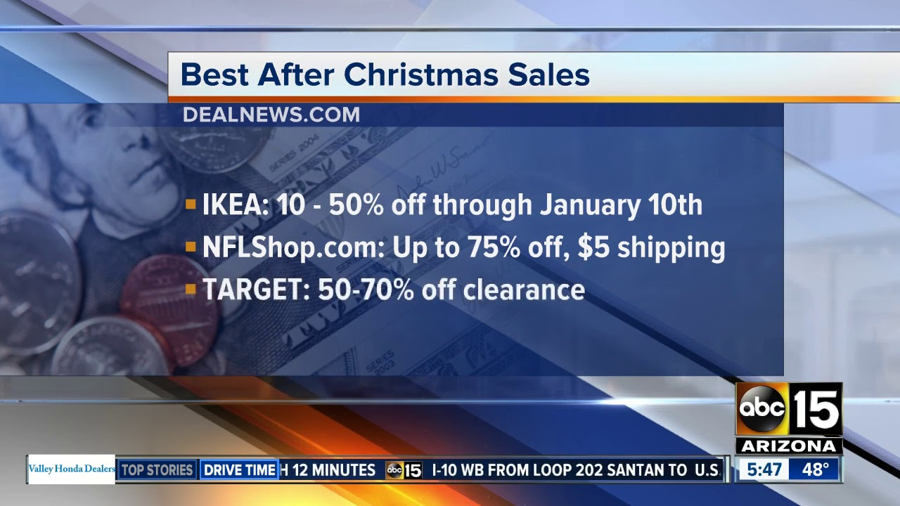 best after christmas sales youtube - Best Sales After Christmas