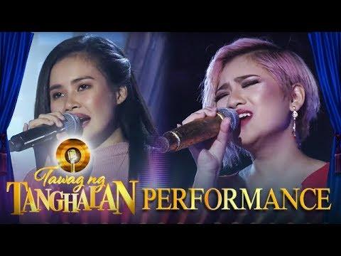 Jessa Mae Abaquita versus Alliyah Cadeliña   Tawag ng Tanghalan