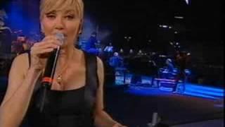 Nino D'Angelo al concerto di Pino Daniele 8 Luglio 2008
