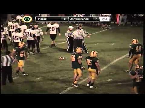 Ashwaubenon Football vs. Pulaski