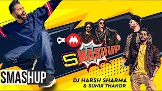 9X Mashup 2019 | DJ HARSH SHARMA | DJ SUNIX THAKOR | Parmish Verma |Jasmine Sandlas