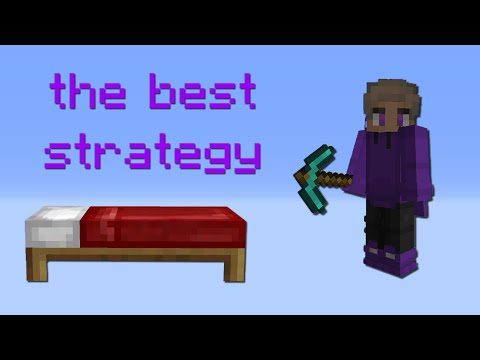 The BEST Bedwars Strategy