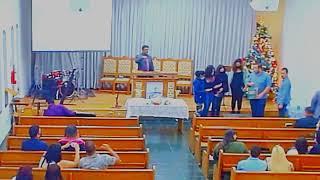 Culto Solene | Igreja Presbiteriana Cidade das Artes | 06/12/2020