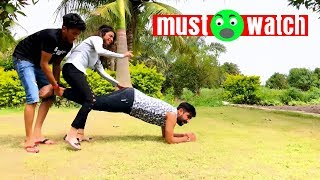 Must Watch New Funny..comedy Video  2019_episode_1   By Dhaval Domadiya.