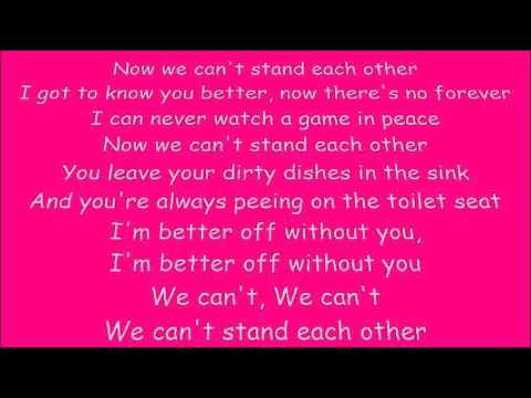 Carrie Underwood & Bobby Bones ~ We Can't...