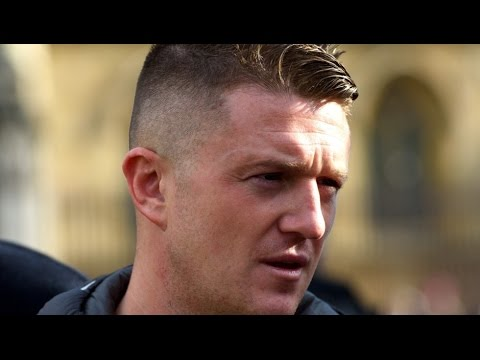 Tommy Robinson: The 'Religion of Peace'