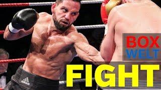 Ronny Lopez vs Norbert Szekeres - 4 rounds super middleweight - 08.04.2018 - Hamburg
