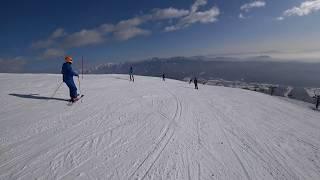 八方尾根スキー場 2018年1月20日