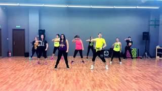 Mega Mix 58 - Viva Colombia - Zumba ® Fitness Choreo by Nichol & Iuliu
