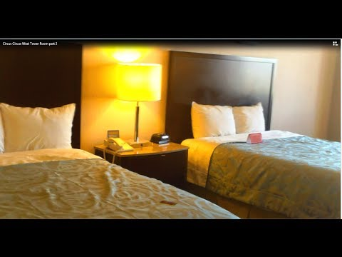 West Tower Room Circus Circus Best Cheap Resort On The