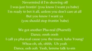 Pharrell Williams - Frontin