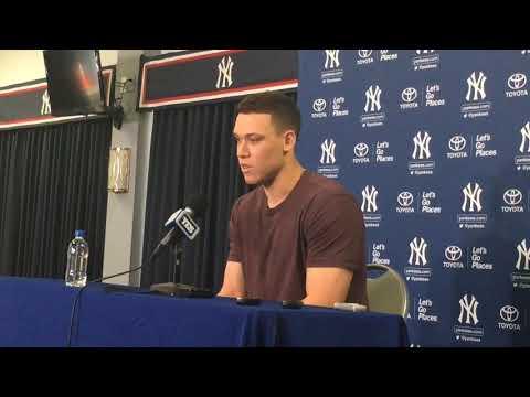 Yankees' Aaron Judge's role in Giancarlo Stanton trade