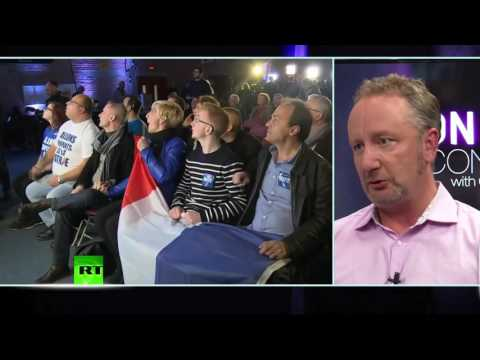 Chris Hedges with Mark Blyth:  The Cost of Austerity