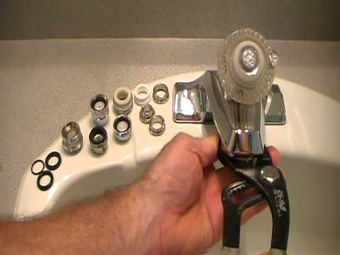 Bathroom Faucet No Water Pressure low water pressure at the sink or basin! - youtube
