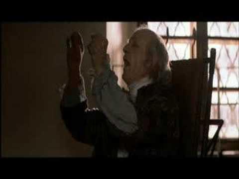 "Great Scene From Mozart Movie ""Amadeus"" -Salieri And Priest"