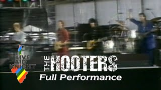 The Hooters - Full Performance (Live Aid)