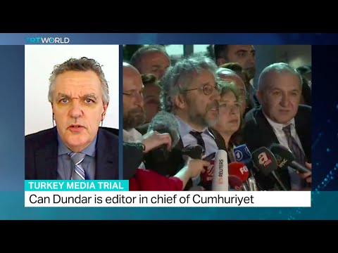 Interview with Robert Mahoney, Committee to Protect Journalists about Turkey media trial