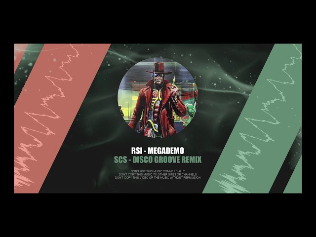 AMIGA REMIX - SCS - Rsi Megademo - Disco Groove (Remix) [HQ]
