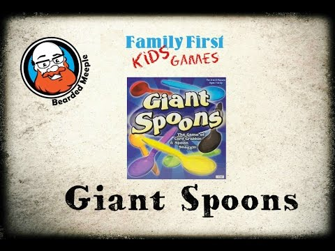 Giant Spoons Game Review Youtube