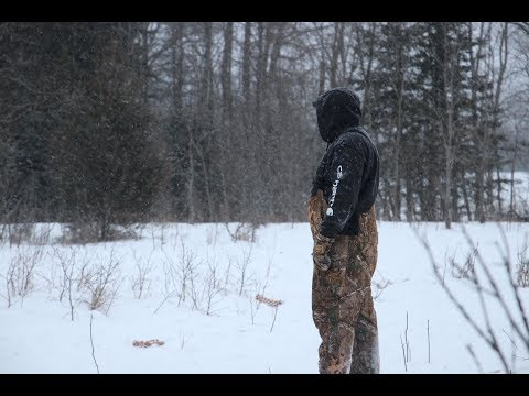 Coyote Hunting With Hounds Ontario VLOG 2-RockRib Outdoors