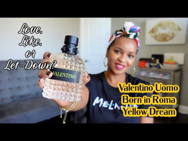 Valentino Uomo Born in Roma Yellow Dream First Impression & Review | Love, Like, or Let-Down?
