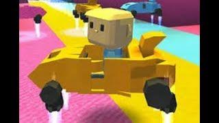 Kogama: RollerCoaster World Full Gameplay Walkthrough