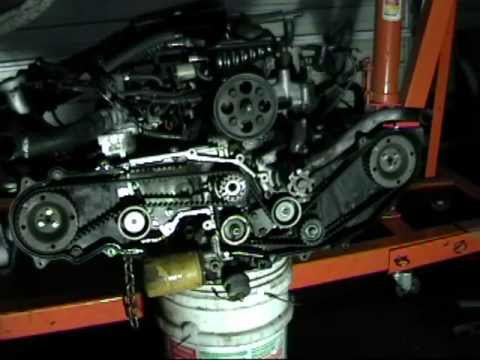 ea82 engine front teardown youtube rh youtube com