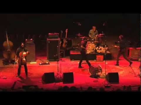Avett Brothers - Kick Drum Heart - Murder in the City - Red Rocks