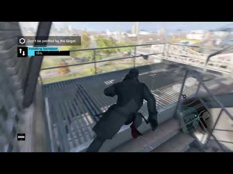 Watch Dogs - Motorcycle Stunt Hack